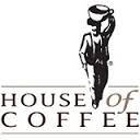 house of coffee logo
